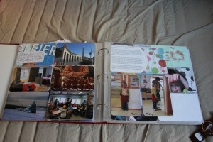 More photos and journalling