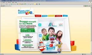 Ny nettportal for de yngste, lansert av Foreldre & barn
