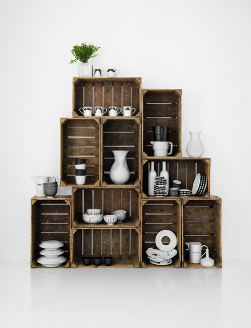 Styled by Lotta Agaton
