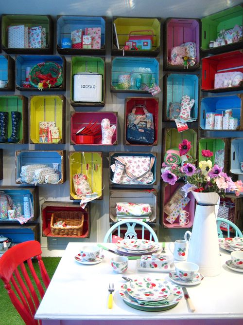 Picture from the Cath Kidston shop in York by Attic 24