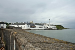 Bowmore, seen from the pier