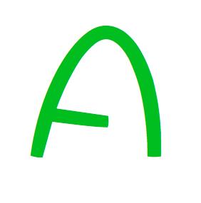 alfabet-a