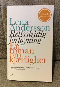 Lena Andersson: Rettsstridig forføyning