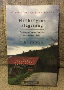 J. D. Vance: Hillbillyens klagesang