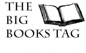 the big books tag
